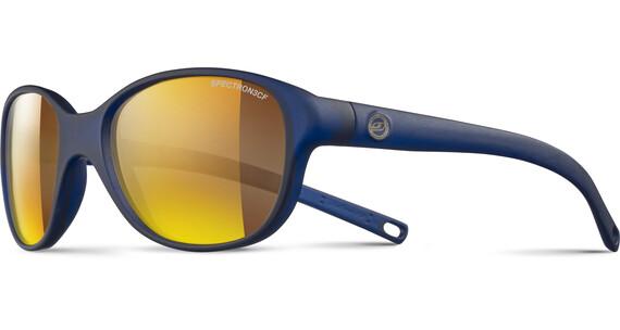 Julbo Kids 4-8Y Romy Spectron 3CF Sunglasses Matt Translucent Blue-Multilayer Gold